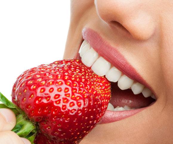 I cibi che fanno bene ai denti