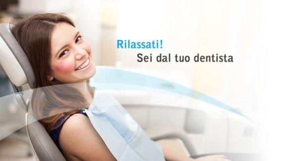 Paura del Dentista? No Grazie!