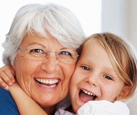 Anziani e Bio Sbiancamento
