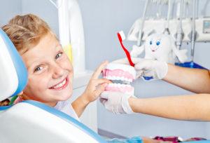 Bambini studio dentistico dott.ssa Sonia La Volpe Roma Trionfale Ludovico Ariosto