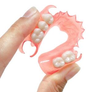 Protesi Mobile Parziale Deflex Dott.ssa Sonia La Volpe dentista in Roma trionfale