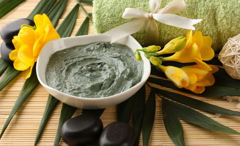 Bio sbiancamento argilla verde Studio Dentistico Dott.ssa Sonia La Volpe Roma Cipro