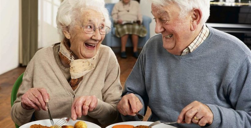 Anziani Masticazione e Memoria